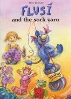 Flusi and the Sock Yarn