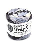 skein of EYB Fair Isle yarn