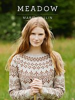 Cover of Marie Wallin Meadow pattern book