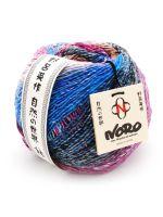 skein of Noro Enka yarn
