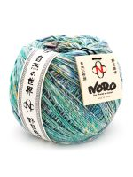 skein of Noro Kakigori yarn