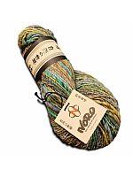 skein of Noro Miyabi yarn