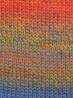 swatch of Queensland Collection Perth sock yarn